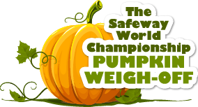 The Safeway World Championship Pumpkin Weigh-Off
