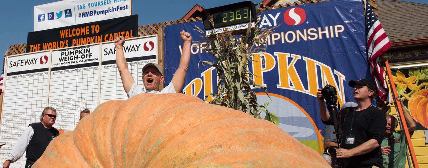 2014 pumpkin weigh-off winner