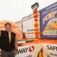 2011 winner Leonardo Urena broke the CA state record with his 1,704 lb pumpkin