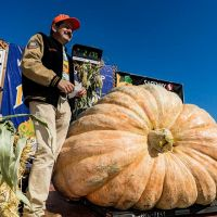 2019 Pumpkin Weigh-Off 2-time winner Leonardo Urena